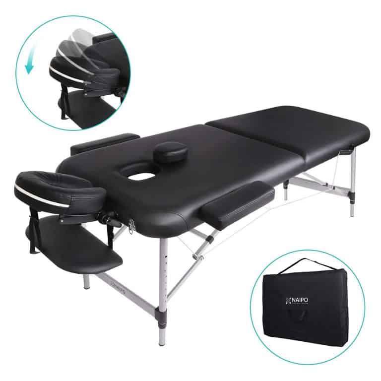 Tableau Des Meilleures Table De Massage Mundoreiki Avis Et Tests